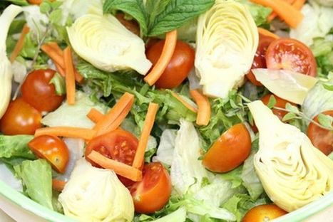 En été, il faut manger 4 fruits et 2 ou 3 légumes par jour | Nutrition | Scoop.it
