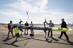 Airborne Wind Energy Systems Company Acquired by Google | Science Business | leapmind | Scoop.it