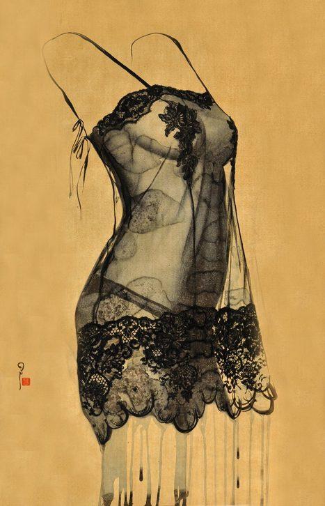 Hong Wai Art -Secret de boudoir- | Artistes et créateurs d'aujourd'hui... | Scoop.it
