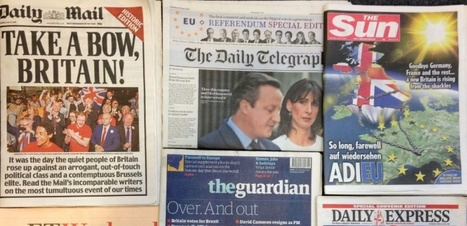 L'incroyable fiasco des sondeurs anglais: une double faute | Vers l'Europe du futur | Scoop.it