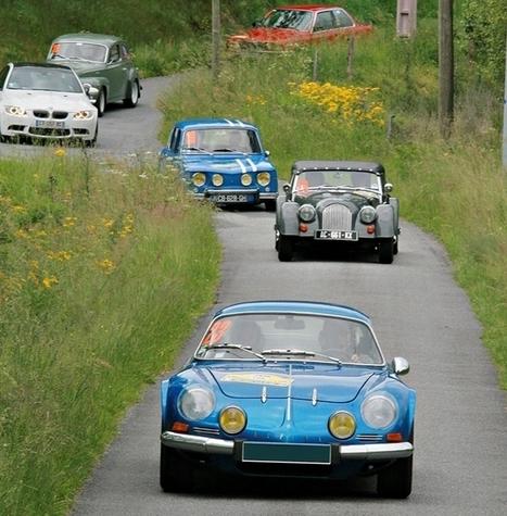 Le Creusekistan Classic, un rallye pas comme les autres ! | Pensez à réserver vos vacances en Creuse ! | Scoop.it