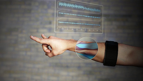 Why Isn't The MYO Armband Open Source? | Technology Breakthroughs | Scoop.it