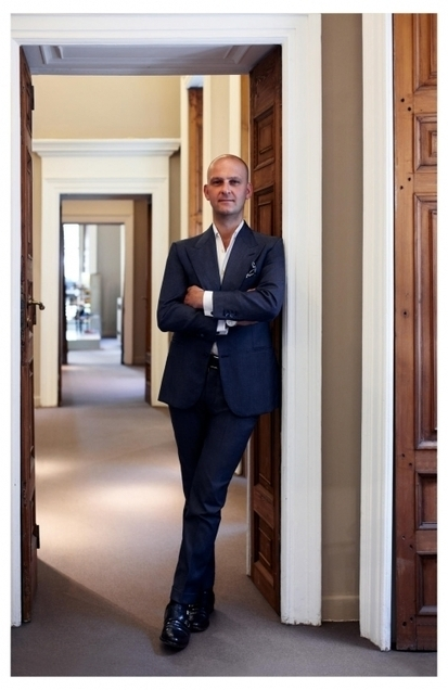 Giuseppe Santoni of Santoni shoes | Le Marche & Fashion | Scoop.it