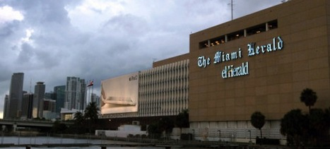 Saying Goodbye To The Miami Herald Building | FloridaNews | Scoop.it
