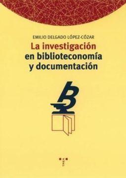 La investigación en Biblioteconomía y Documentación | Red_Parlamenta | Scoop.it