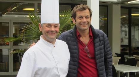 L'Epine : Laurent Mariotte dans les cuisines du village vacances | Tourisme social | Scoop.it