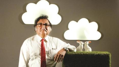 Internet learning boosts performance by seven years, Sugata Mitra study finds   Education Matters   Scoop.it