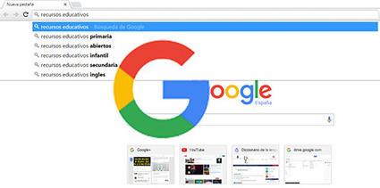 Enséñale a Google cómo quieres buscar | Entorns Virtuals d'Aprenentatge i Recursos Educatius WEB 2.0 | Scoop.it
