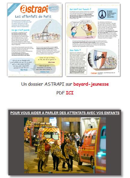 Les attentats de Paris | FLE enfants | Scoop.it