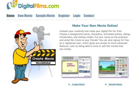 Digital FilmsHome | Technology Ideas | Scoop.it