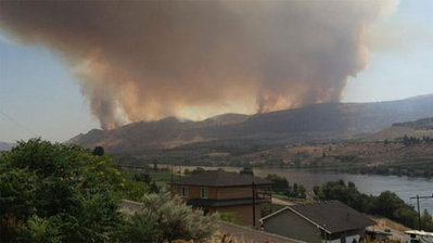 Climate change increasing massive wildfires in West | Climate Chaos News | Scoop.it