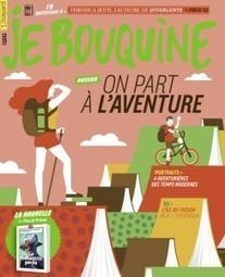 Je Bouquine n°390 – Août 2016 | L'ACTU du CDI | Scoop.it