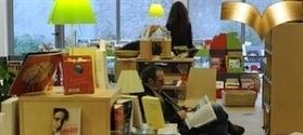 La bibliothèque Louise-Michel (Paris 20e) reçoit le Grand Prix Livres Hebdo des Bibliothèques : actualités - Livres Hebdo   BiblioLivre   Scoop.it