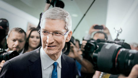 Tim Cook On Apple's Future: Everything Can Change Except Values | Success | Scoop.it