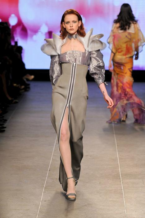 Julien Fournié SS2012 - haute|hot couture news | FashionLab | Scoop.it