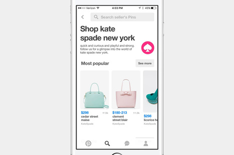 Pinterest: The platform for shopping | Pinterest | Scoop.it