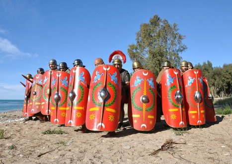 Las legiones romanas regresan a Allon | Facebook | LVDVS CHIRONIS 3.0 | Scoop.it