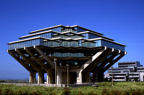 About the Geisel Library Building - The Library | Trucs de bibliothécaires | Scoop.it
