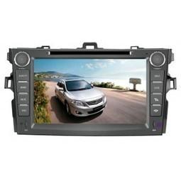 Autoradio TOYOTA COROLLA DVD GPS IPOD PIP Bluetooth DVB-T Ecran tactile   poste radio automobile,achat poste radio   Scoop.it