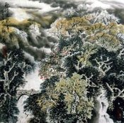 Chinese Trees Paintings for sale! | Artisoo Chinese Painting | Scoop.it