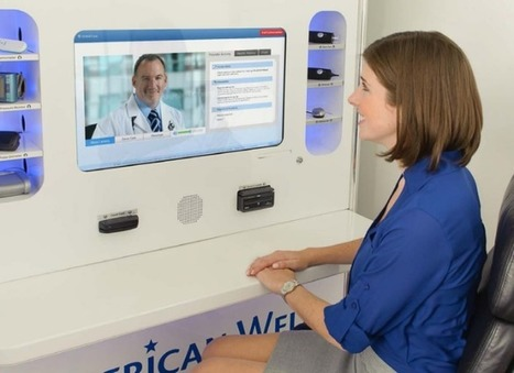 Po(or)tential, maybe | Potential for Healthcare Kiosks in Improving Care Delivery (mHealthintelligence.com) | Apropos health care | Scoop.it