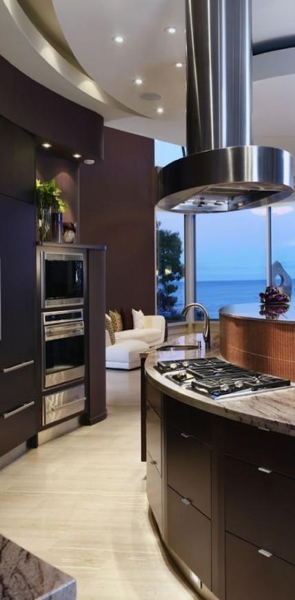 La leçon du décorateur: Une cuisine de luxe - CôtéMaison.fr | LM - Déco | Scoop.it