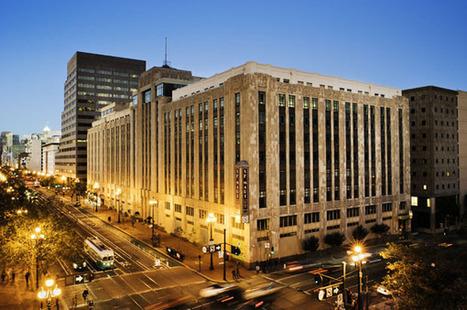 Les bureaux de Twitter à San Francisco | Décoration et aménagement de bureaux | Scoop.it