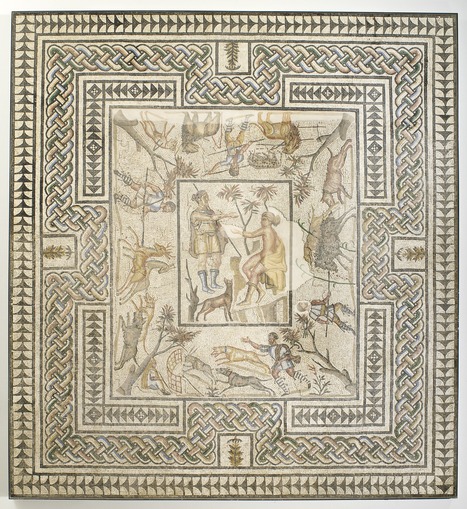 The Grandeur of Roman Mosaics – Ancient History et cetera | History 2[+or less 3].0 | Scoop.it