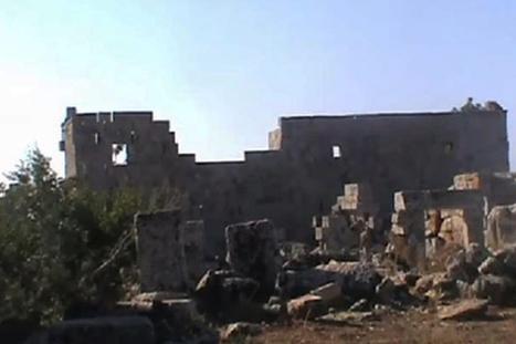 Autoridades sirias denuncian la destrucción del sitio arqueológico de Shansharah por musulmanes radicales | ArqueoNet | Scoop.it