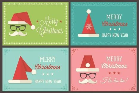 50 Free Christmas Templates & Resources for Designers | Veille perso | Scoop.it