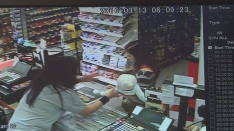 Store clerk saves baby as mother has seizure | Epilepsy Foundation ScoopIt | Scoop.it