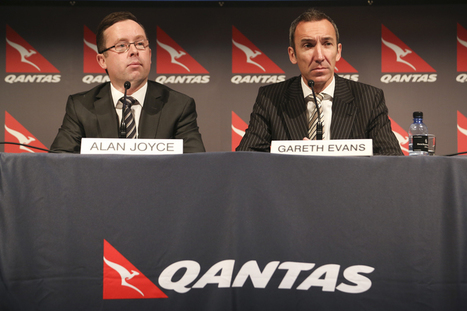 Qantas posts its first loss. Can it learn from the US? | Qantas | Scoop.it