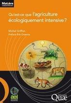 Qu'est-ce que l'agriculture écologiquement intensive ? - CIRAD | l'AEI agriculture ecologiquement intensive | Scoop.it
