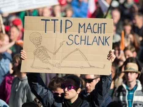 #EU Leaders Rush #TTIP Negotiations As Fears Grow Deal Will Collapse   Messenger for mother Earth   Scoop.it