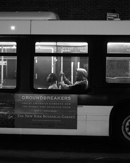 Last Night at the Bus Stop | Urban Decay Photography | Scoop.it