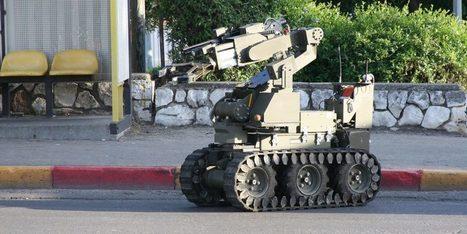 CNA: Policía Dallas intenta bloquear liberación del Informe relacionado con el Robot-Bomba que mató al Francotirador | La R-Evolución de ARMAK | Scoop.it