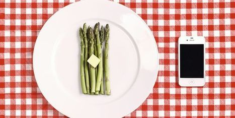 Les toc de l'époque : les paparazzis de l'assiette | Français 4H | Scoop.it