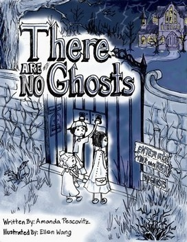 Children's book about ghosts (and zombies) | Halloween | Scoop.it