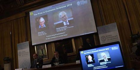 Le Nobel d'économie contre ladémocratie sociale | Econopoli | Scoop.it