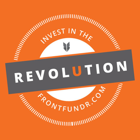 FrontFundr - Join the Revolution | The Crowdfunding Atlas | Scoop.it