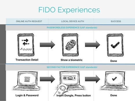 FIDO : la biométrie sera bientôt sur tous les mobiles | Horoquartz : workforce Management | Scoop.it