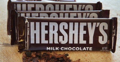 Hershey's New Logo Looks a Lot Like the Poo Emoji | Creatology: creative thinking in action | Scoop.it