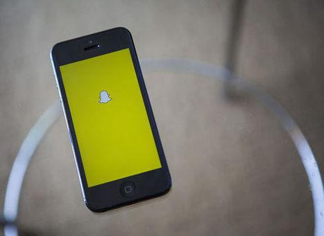 Snapchat: une valorisation à près de 10 milliards de dollars | Social medias & Digital Marketing | Scoop.it