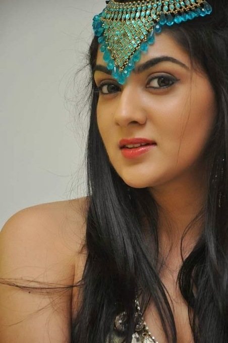 Actress Sakshi Chowdary in Belle Dancing Costume attire at Potugadu Telugu Movie Audio Launch IndianRamp.com, Actress, Tollywood   Indian Fashion Updates   Scoop.it
