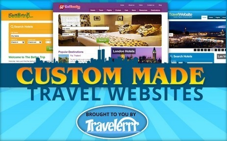 Custom Travel Website by Travelerrr Will Secure Long Term Profits For You | Travel Site Features | Scoop.it