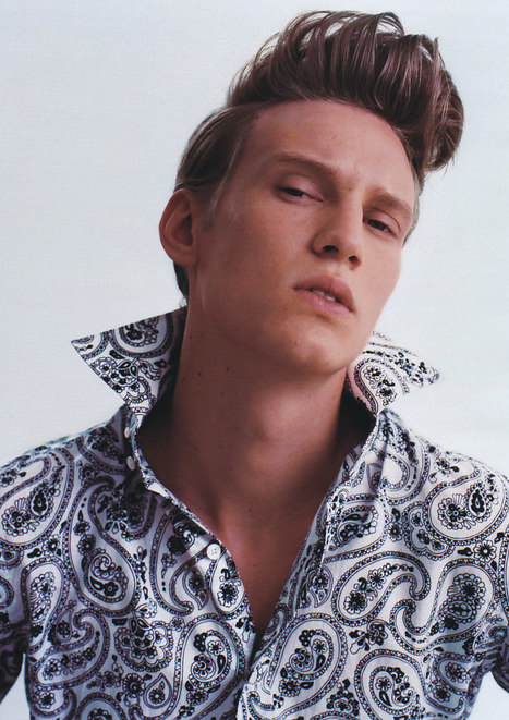 The CONWAY: Alexander Johansson… OH Blondes… | THEHUNKFORM.NET | Scoop.it