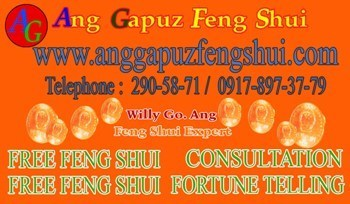 PHILIPPINE FENG SHUI LIBRE HULA | PHILIPPINE FENG SHUI EXPERT MR. ANG OFFER FREE CONSULTATION | Scoop.it