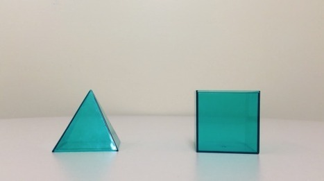 Prisms and Pyramids - 3 Act Math Task - Comparing Volume | NOLA Ed Tech | Scoop.it