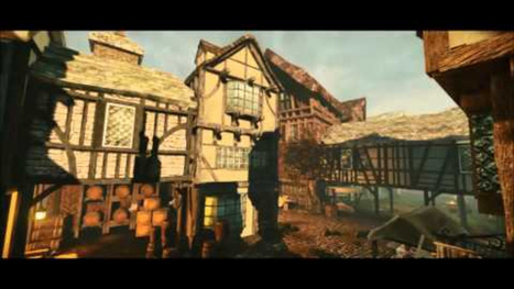 Video Games Bring Dead City Back To Life | Videogames and Reality | Scoop.it
