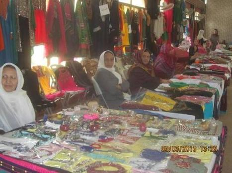 Handicraft exhibition opens in Asadabad | U.S. - Afghanistan Partnership | Scoop.it